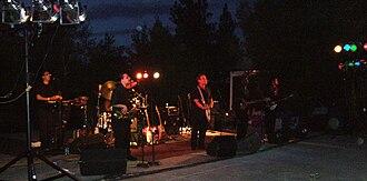 The Beat (British band) - The Beat in Truckee, California