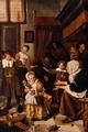 The Feast of St. Nicolas - Jan Havicksz Steen.png