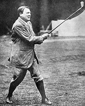 Alfred Harmsworth, 1st Viscount Northcliffe - June, 1917