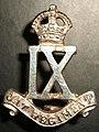 The Jat Regiment Insigna British India.JPG