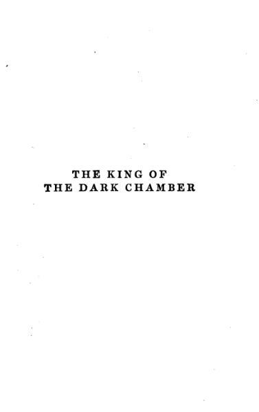 File:The King of the Dark Chamber.djvu