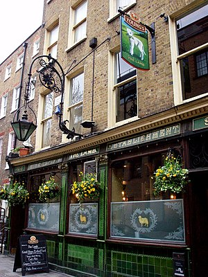 The Lamb, Bloomsbury - The Lamb