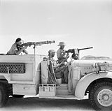 The Long Range Desert Group (lrdg) during the Second World War E12380.jpg