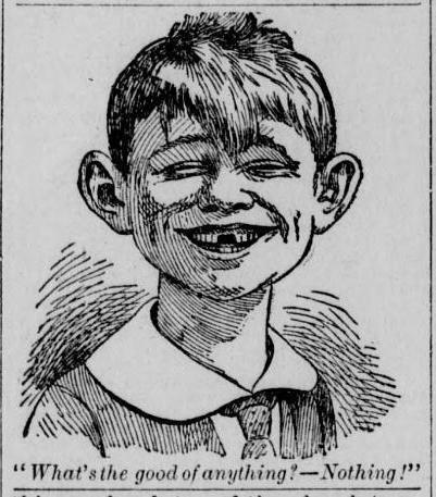 The New Boy - Los Angeles Herald