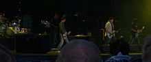 The Offspring At Download 2008.JPG