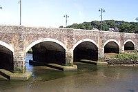 The Old Bridge, Wadebridge - geograph.org.uk - 43663.jpg