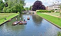 The River Cam and Clare Bridge - geograph.org.uk - 849268.jpg