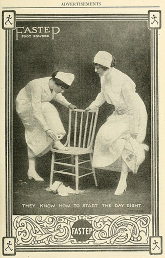 Nursing home care - Image: The Trained nurse and hospital review (1888) (14761734434)