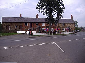 Norton, Northamptonshire - Image: The Village Of Norton 15,04,2007 (4)