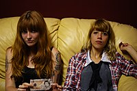 The Vivian Girls at the Ruby Lounge.jpg