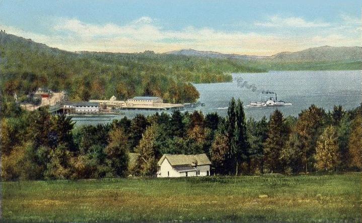The Weirs & Lake Winnipesaukee, NH
