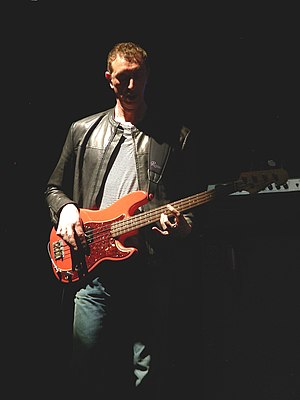 Pino Palladino - Palladino with The Who, 2008