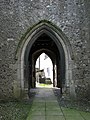The church of St Mary in Diss - the tower arches - geograph.org.uk - 1768868.jpg