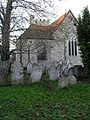 The eastern face of St Mary, Sidlesham - geograph.org.uk - 1636069.jpg