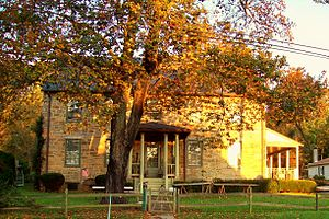 Darlington, Maryland - Image: The old Kirk House