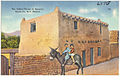 The oldest house in America, Santa Fe, New Mexico.jpg