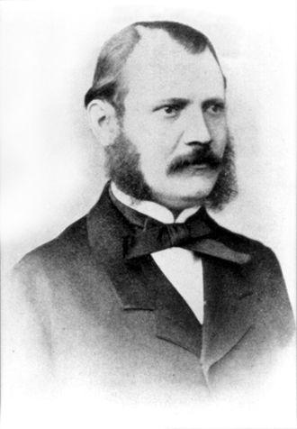 Theodor von Sickel - Theodor von Sickel (1826-1908)