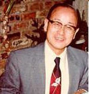 Ted Fujita - Image: Thetsuya Theodore Fijuta