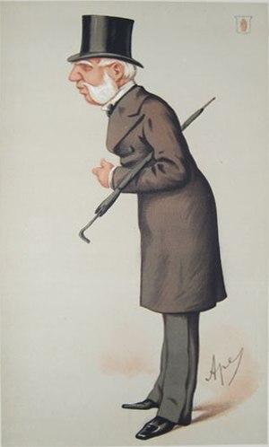 Sir Thomas Bazley, 1st Baronet - Image: Thomas Bazley Vanity Fair 21 August 1875