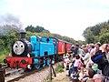 Thomas at the Nene Valley Railway.JPG
