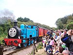Thomas at the Nene Valley Railway.JPG