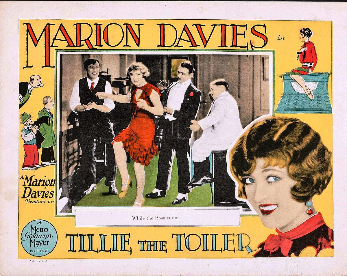 Tillie the Toiler (1927 film) - Wikipedia