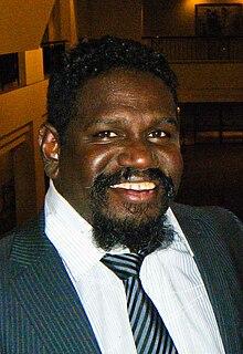 Timmy Djawa Burarrwanga Indigenous Australian leader and businessman