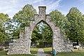 Tingstäde kyrka portal mot Ö.jpg