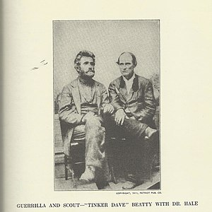 Guerrilla warfare in the American Civil War