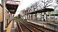 Toden-SA02-Arakawa-itchumae-station-platform-20181214-161615.jpg