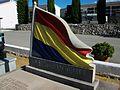 Tomba dels brigadistes internacionals al cementeri de Benissa, Marina Alta, País Valencià.JPG
