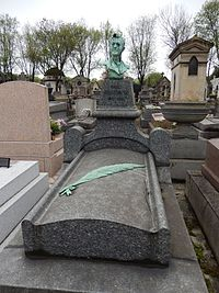 Tombe de Felix Galipaux (division 93).JPG