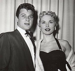 Tony Curtis and Janet Leigh at 25th Academy Awards.jpg