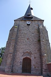 The church in Torcy-le-Grand