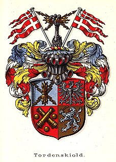 Tordenskiold (noble family)