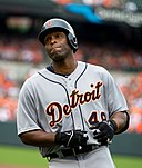 Torii Hunter on June 2, 2013