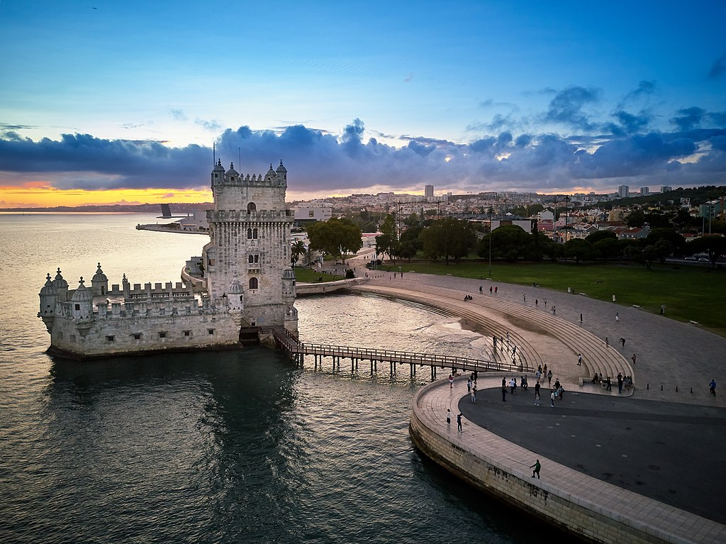 > Tour de Belem à Lisbonne – Photo de Deensel