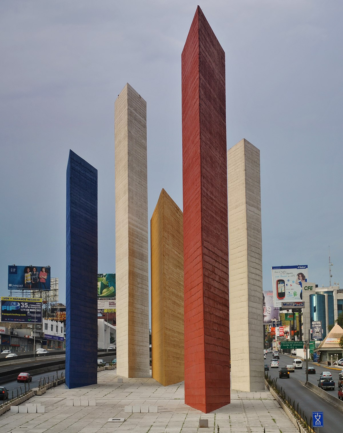 Torres de sat lite wikipedia la enciclopedia libre for Arquitectos y sus obras