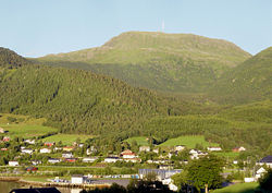 View of Torvikbukt