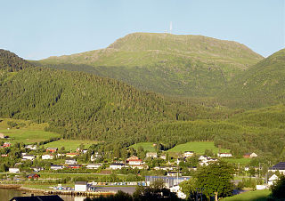 Gjemnes Municipality in Møre og Romsdal, Norway