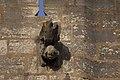 Tours et remparts d'Aigues Mortes-Gargouille de la Tour des moulins-201212311.jpg
