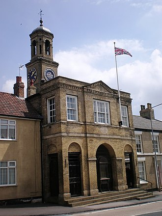 South Cave - Image: Town Hall South Cave