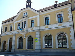 Town hall of Fryšták.JPG
