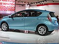 Toyota Prius C at NAIAS 2012 (6683523531).jpg