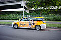 Toyota Wish Taxi with Tigerair Taiwan Advertisement 20141014.jpg
