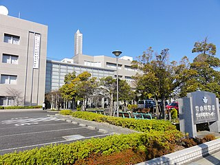Toyoyama Town in Japan