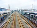Tracks in Ningbo Dong Railway Station.jpg