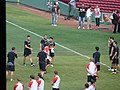 Training at Fenway US Tour 2012 (9).jpg