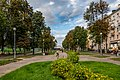 Traktarabudaŭnikoŭ boulevard (Minsk) p02.jpg