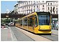 Tram in Budapest - panoramio.jpg